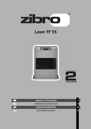 Laser FF 55 - Zibro