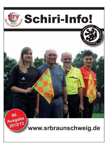 Schiri-Info! - Schiedsrichter im NFV Kreis Braunschweig