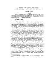Médias et élections au Burundi