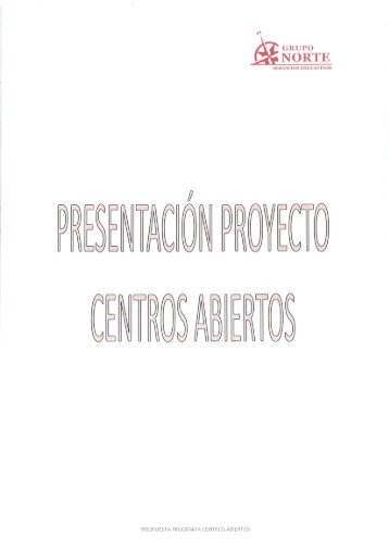 Encuesta Centros abiertos. - CEIP FRAY JUAN DE LA CRUZ
