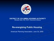 Re-energizing Public Housing - American Planning Association