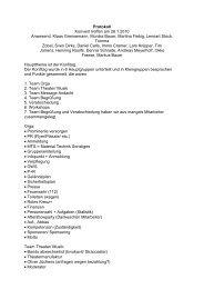Protokoll Jugendkonvent vom 26. Januar 2011 - Ev ...