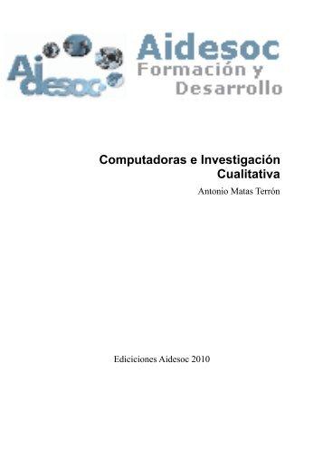 Computadoras e Investigación Cualitativa