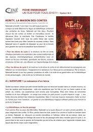 Kerity cycle 3