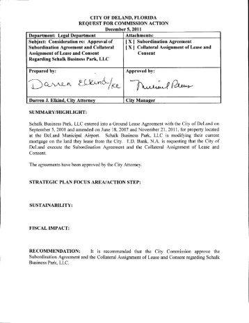Sample Subordination Agreement Template Mortgage Origination