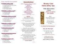 view or print - Beauty Gate Salon & Day Spa