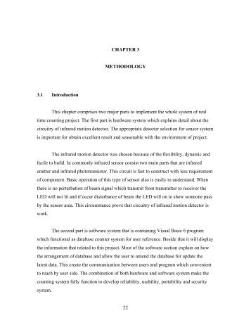 How to write dissertation chapter 3