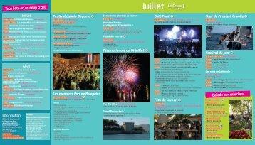 Programme de l'été - La Seyne-sur-Mer