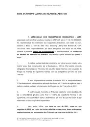 EXMO. SR. MINISTRO LUIZ FUX, DD. RELATOR DA ADI N ... - AMB