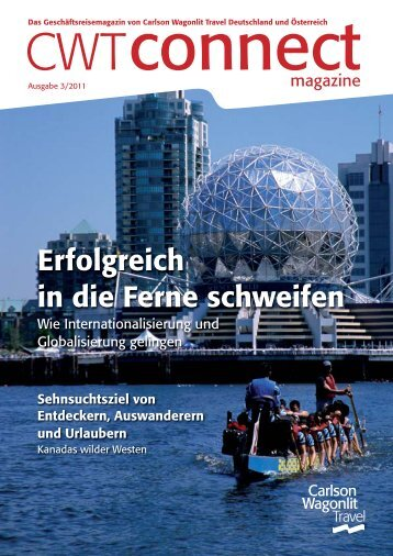 Neue Business- Klasse in Europa: mehr ... - Carlson Wagonlit Travel