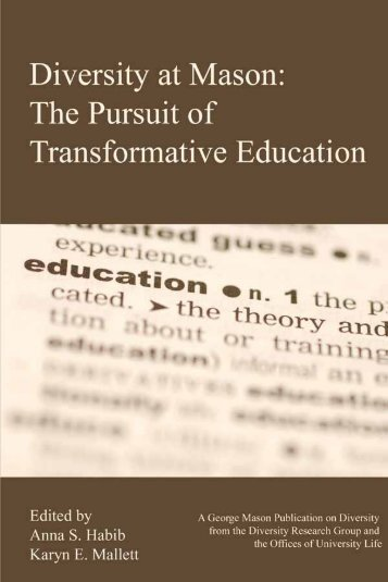 Download PDF of Diversity at Mason - the English Language ...