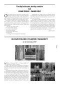 • Nr 33 BELGRAD 2007 • - Polonia-serbia.org - Page 3