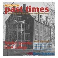 Toledo's Leander Clark College - Times Republican