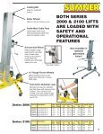 Sumner Material Lifts - Dixie Construction Products - Page 7