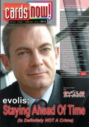 to download the article - Evolis