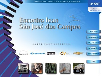 programação - Lean Institute Brasil