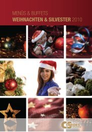 weihnachten & silvester - Cordes Sievern