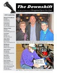 March 2011 - Chicagoland Sports Car Club