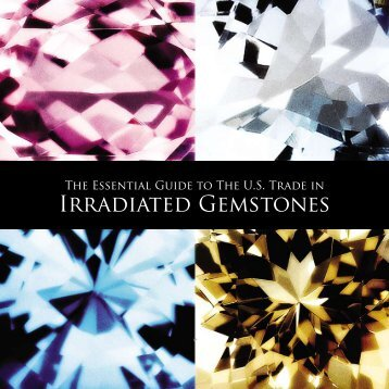 Irradiated Gemstones - American Gem Trade Association