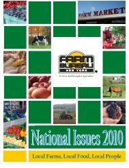 New York Farm Bureau