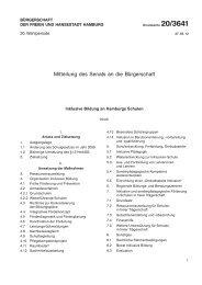 Inklusive Bildung an Hamburgs Schulen - Ganztägig Lernen ...