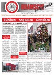 Zuhören – Anpacken – Gestalten - SPD-Ortsverein Bramsche