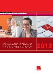 2012 - OFFICE SEMINARE
