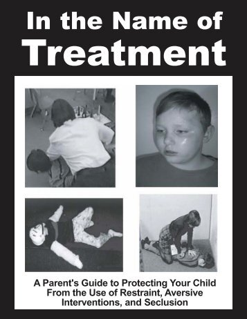 In the Name of Treatment - Autism Education Project