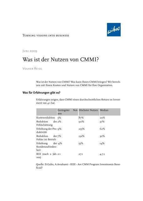 Artikel als PDF (194KB) - wibas GmbH
