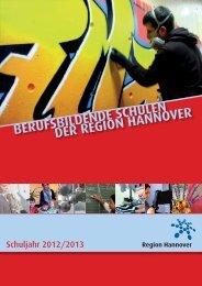 Die Berufsbildenden Schulen der Region Hannover