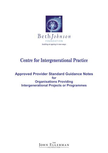 Approved Provider Standard Guidance notes August 08.pdf
