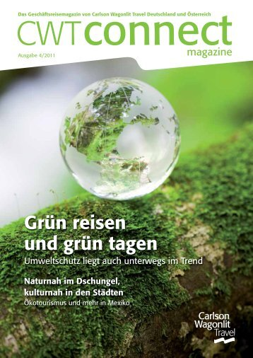 CWT Connect Magazine Ausgabe 04-2011