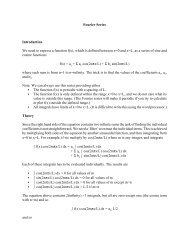 D:\MyFiles\WordPerfectFiles\TESTS\Math Physics\Fourier Series ...