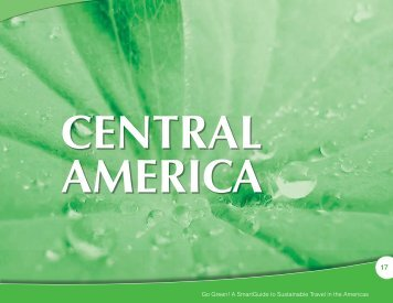 Central America - Rainforest Alliance