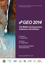 GEO 2014 sales brochure