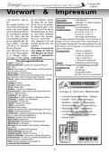 Eisvogel - 2. Jahrgang, Ausgabe 9, November-Dezember 2007 - Page 2