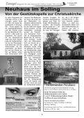 Eisvogel - 2. Jahrgang, Ausgabe 9, November-Dezember 2007 - Page 5
