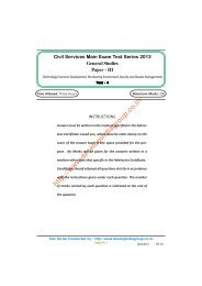 General Studies Paper 3 (Test 4).pmd - developindiagroup.co.in