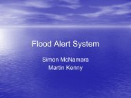 Flood Alert System