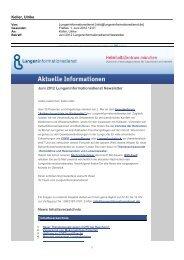 Juni 2012 - Lungeninformationsdienst