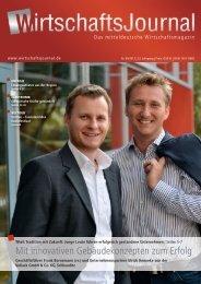 Mit innovativen Gebäudekonzepten zum Erfolg - Wirtschaftsjournal