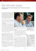 Mit innovativen Gebäudekonzepten zum Erfolg - Wirtschaftsjournal - Seite 6