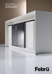 Schränke – Details und Technik - A. + H. Janssen GmbH