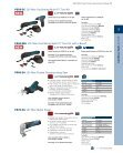 Cordless Tools - Bosch Power Tools - Page 7