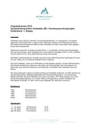 2512 Hofstetten BE Vorlage für pdf 15.03.12 - Schweizer ...
