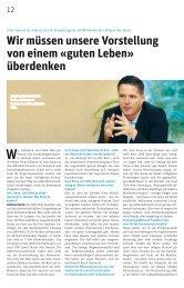 guten Leben - 2000-Watt-Gesellschaft