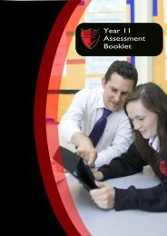 Year-11-Assessment-b.. - Longbenton Community College