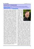 Volume 6, Number 1 - The International Biogeography Society - Page 7