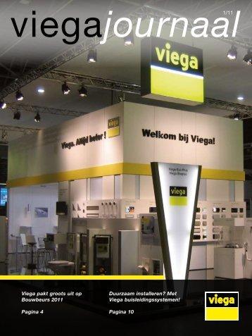 Viega Journaal 01/2011