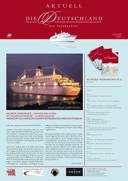 Neue Reise - Peter Deilmann Reederei